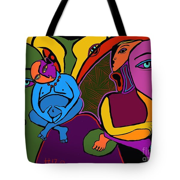 Zen Thoughts Tote Bag
