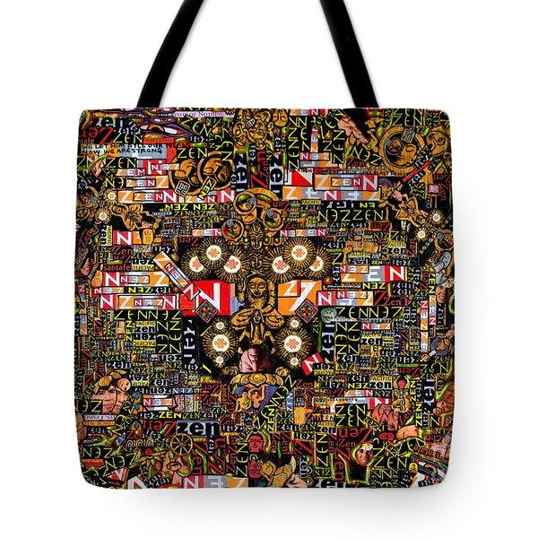 Zengine Tote Bag