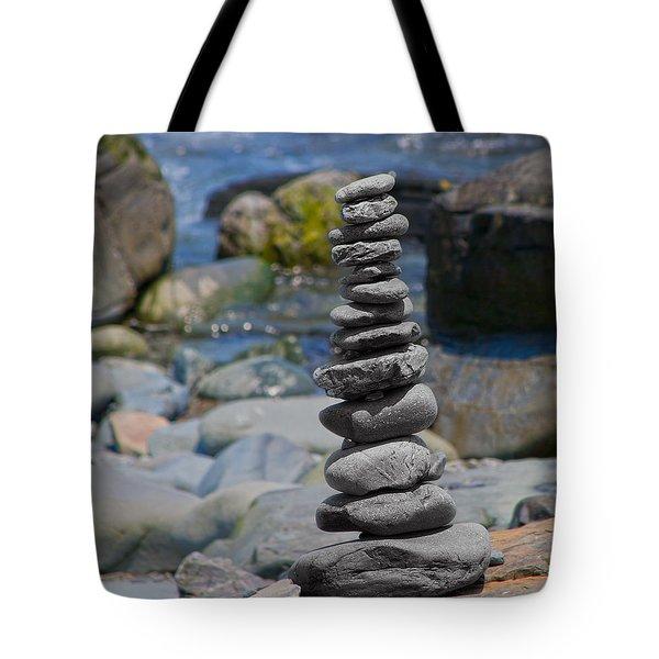 Zensynergy  Tote Bag
