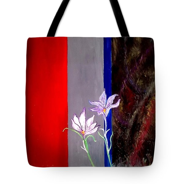 Zentastic Pair Tote Bag by Rizwana Mundewadi