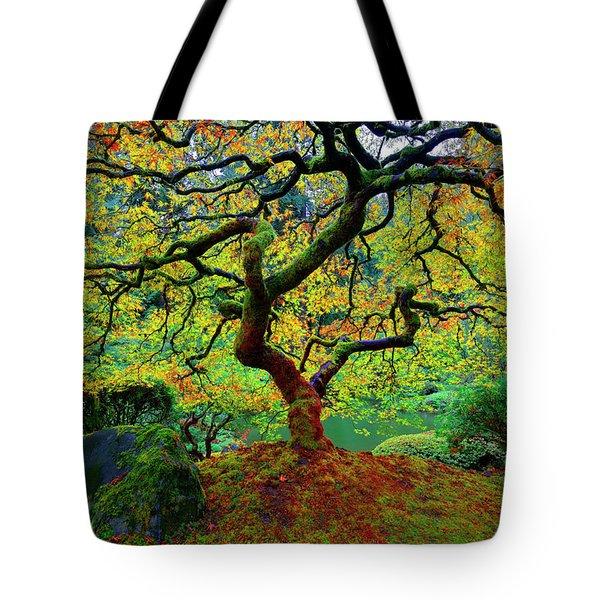Zentastick Tote Bag by Jonathan Davison