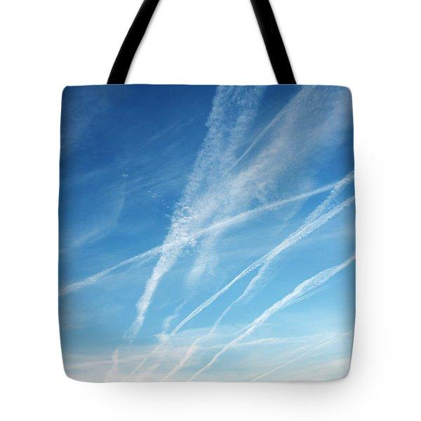 Zephyrus Tote Bag