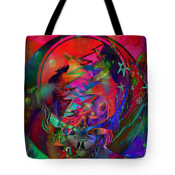 Ziggy  Tote Bag by Kevin Caudill