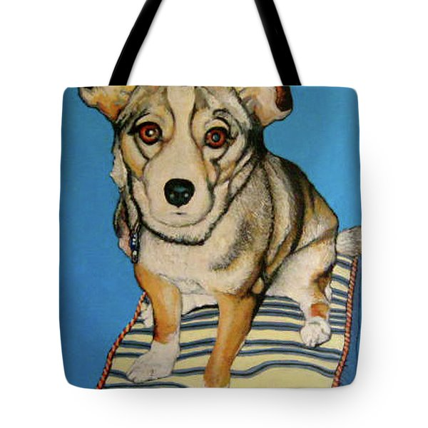 Ziggy Tote Bag by Tom Roderick