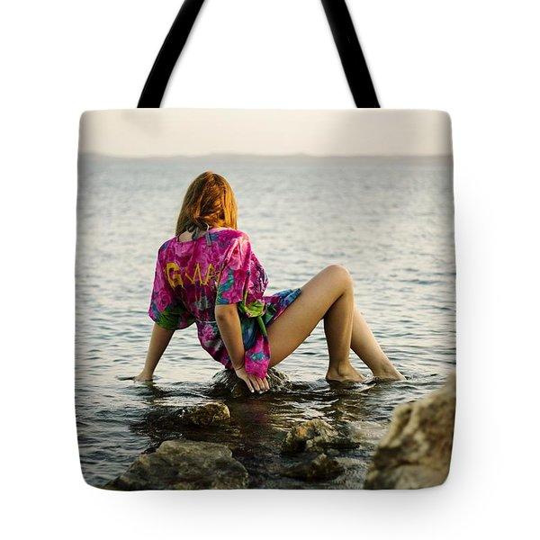 Zigman  Tote Bag