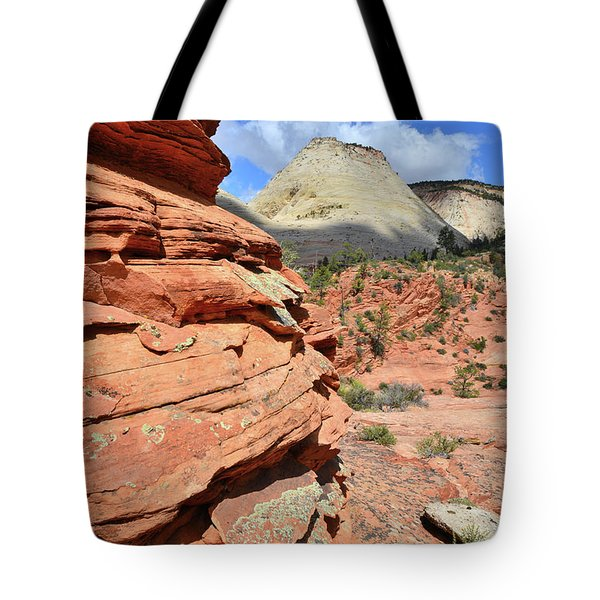 Zion High Country Tote Bag