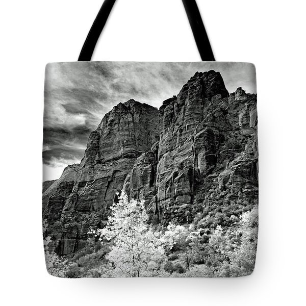 Zion No. 67-2 Tote Bag