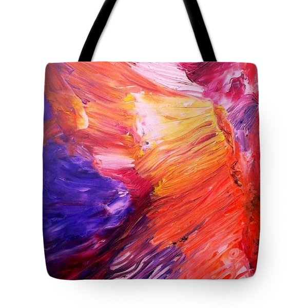 Zion Tote Bag by Scott French