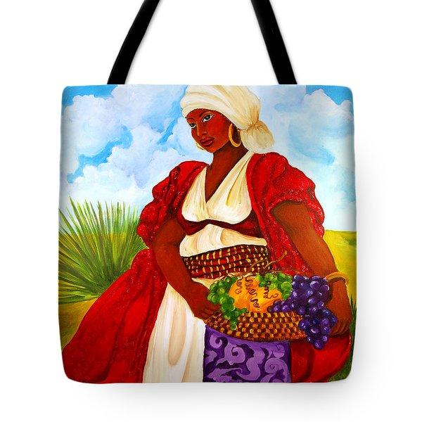 Zipporah Tote Bag by Diane Britton Dunham