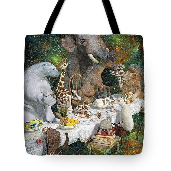 Zodiac Brainstorming Tote Bag
