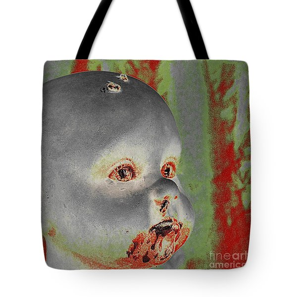 Zombie Baby Two Tote Bag