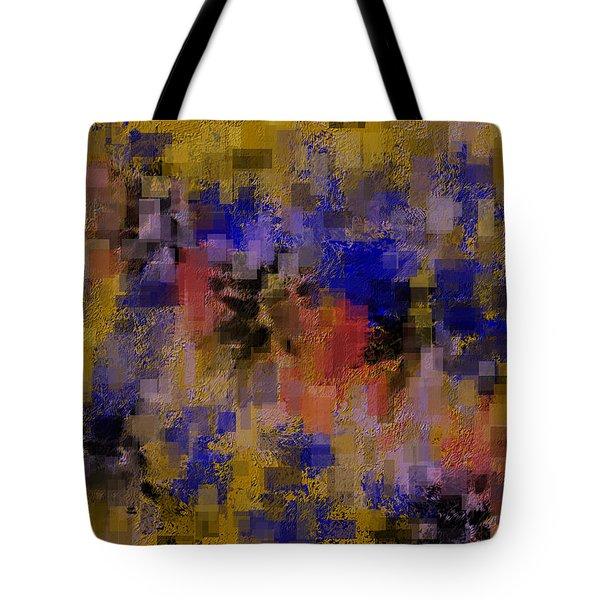Zonal Warfare Tote Bag