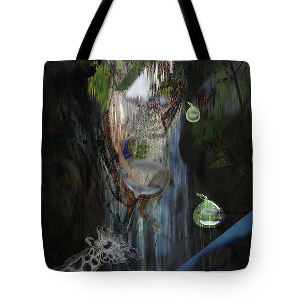 Zoo Friends Tote Bag