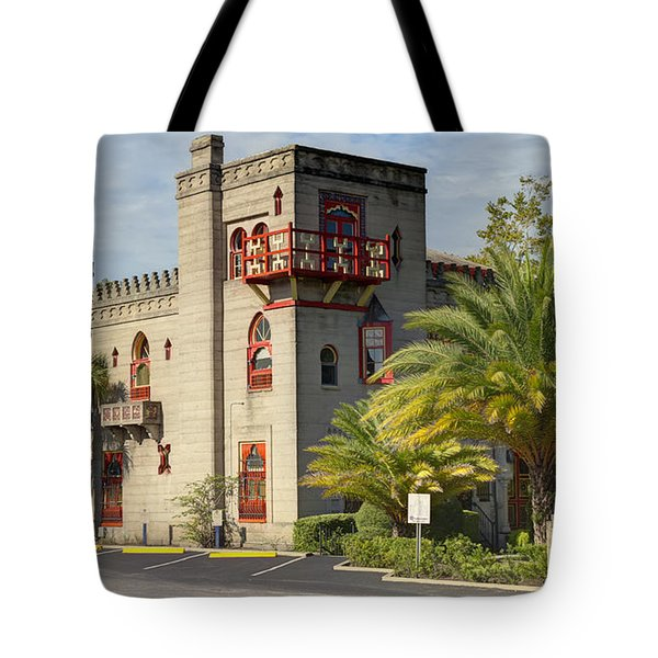 Zorayda Castle Tote Bag