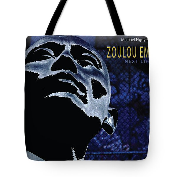 Zoulou Emperor Tote Bag by Line Gagne