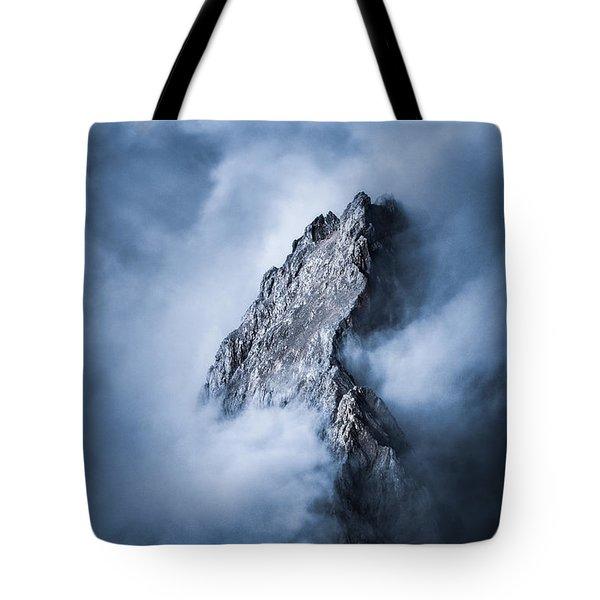 Zugspitze Tote Bag by Yu Kodama Photography
