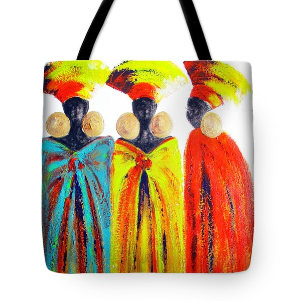 Zulu Ladies Tote Bag