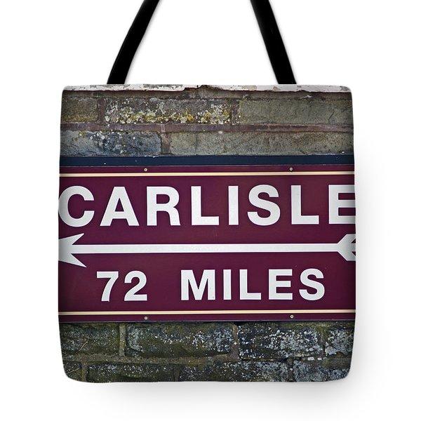 06/06/14 Settle. Period Destination Board. Tote Bag