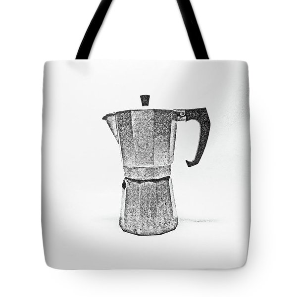 08/05/19 Cafetiere Tote Bag