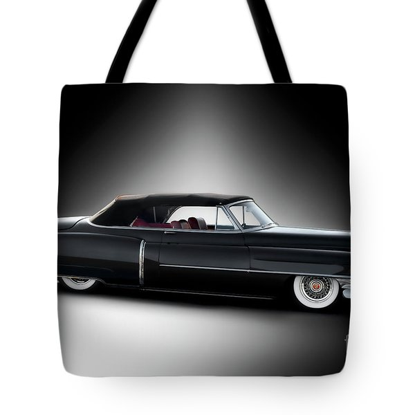 1951 Cadillac Series 62 Convertible Tote Bag