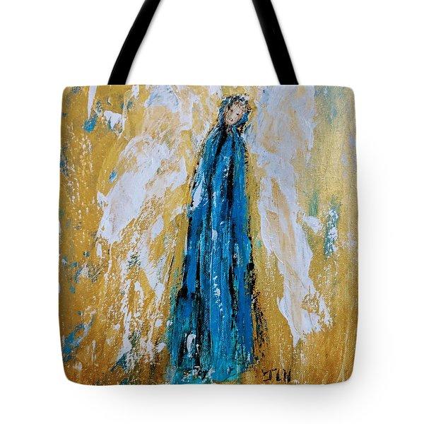Angel Of Sympathy Tote Bag