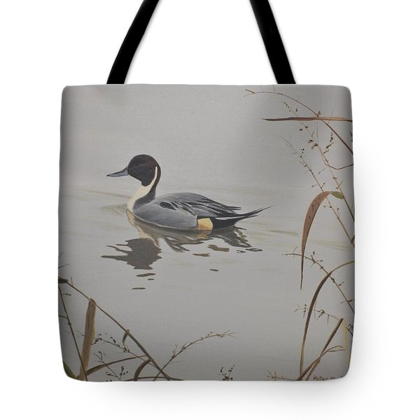 Ankeny Pintail Tote Bag