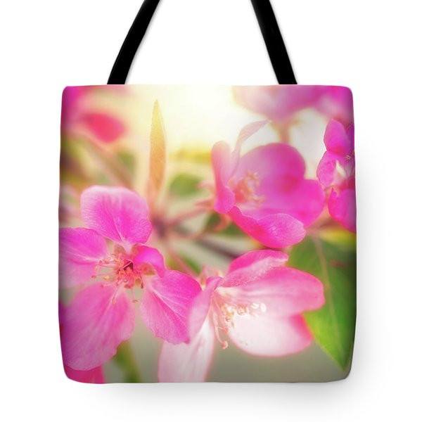 Apple Blossom 6 Tote Bag