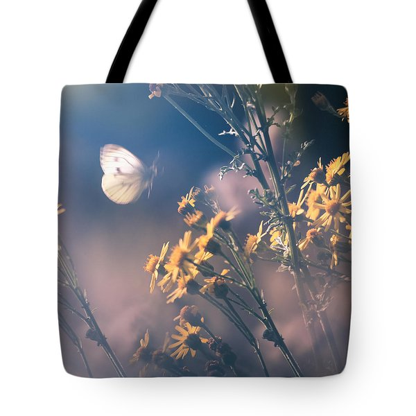Around The Meadow Tote Bag