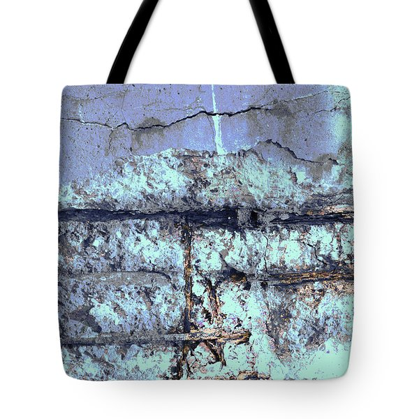 Tote Bag featuring the photograph Art Print Abstract 15 by Harry Gruenert