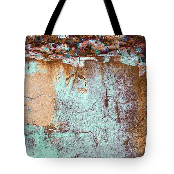 Tote Bag featuring the photograph Art Print Abstract 25 by Harry Gruenert
