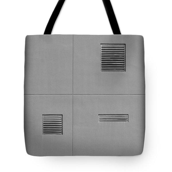 Asymmetry Tote Bag