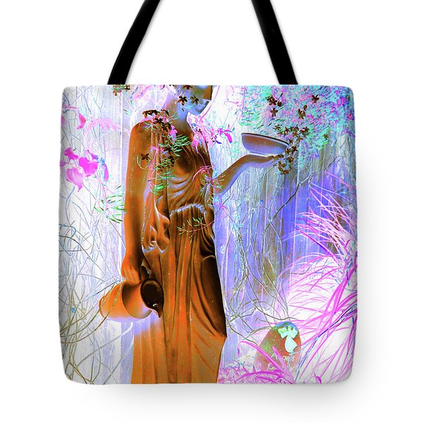 Awaiting For Your Return Tote Bag