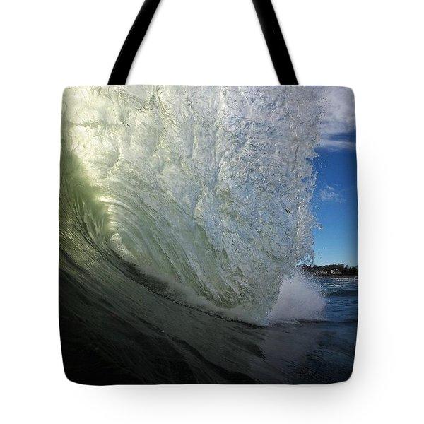 Barrel Tote Bag