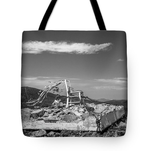Beacon / The Chair Project Tote Bag