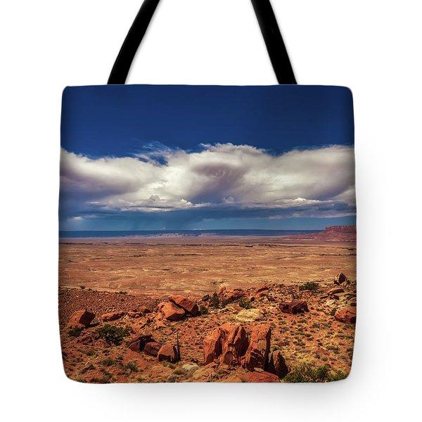 Big Sky Tote Bag