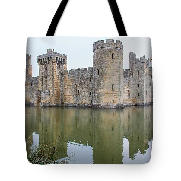 Bodiam Castle Tote Bag