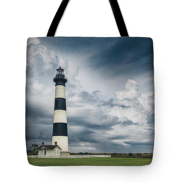 Bodie Island Light Tote Bag