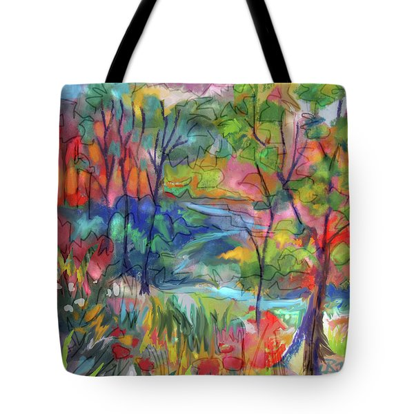 Bright Country Tote Bag