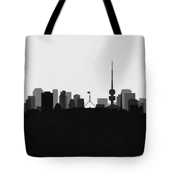 Brussels Cityscape Art Tote Bag