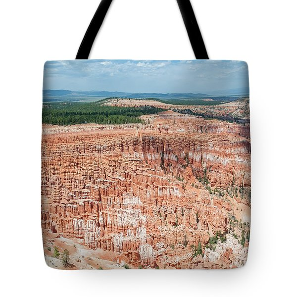 Bryce Canyon Hoodoos Tote Bag