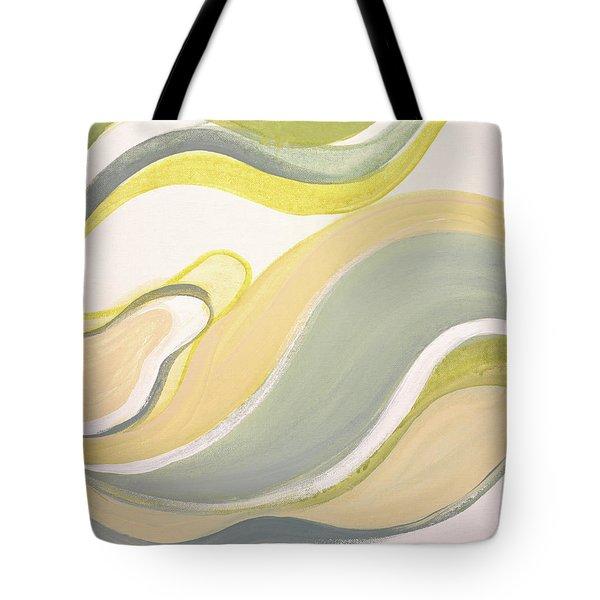 Curve Linear I Tote Bag