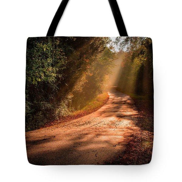 Dogwood Ridge Tote Bag