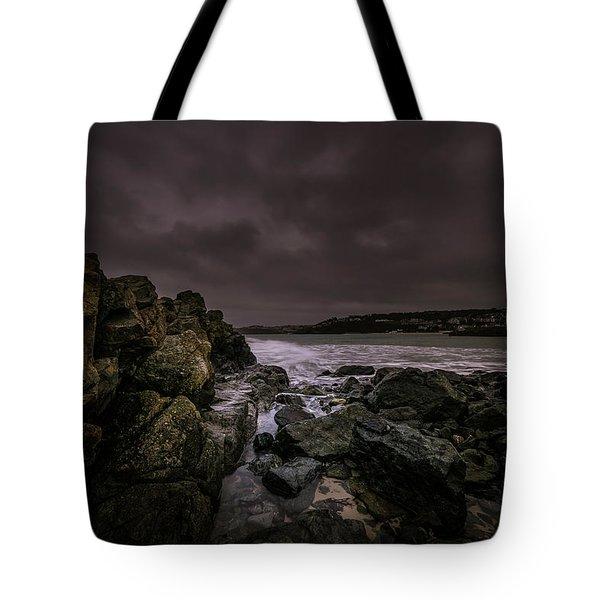Dramatic Mood Tote Bag