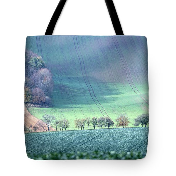 Autumn In South Moravia 1 Tote Bag