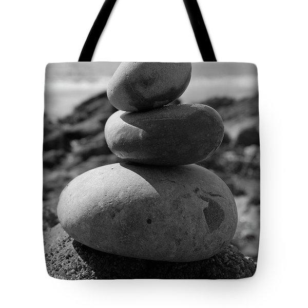 Fine Art - Pebbles Tote Bag