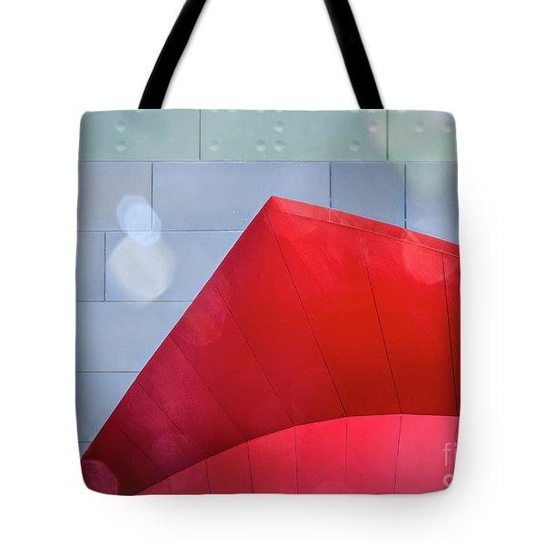 Flare Tote Bag