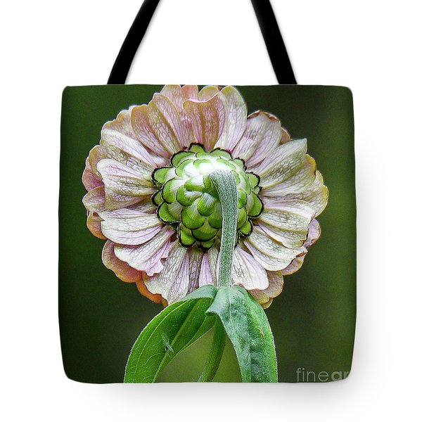 Tote Bag featuring the photograph Flower by Michael D Miller