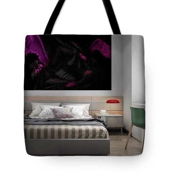 Fly Dice Tote Bag
