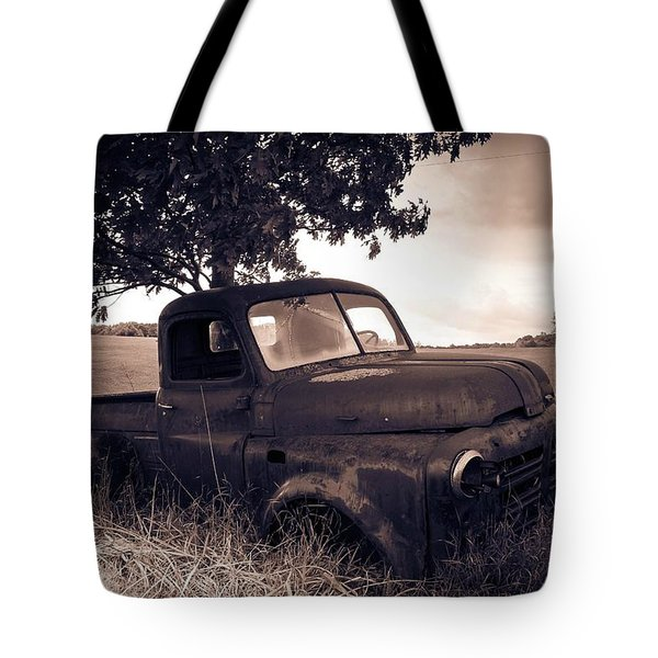 Forgotten 2 Tote Bag