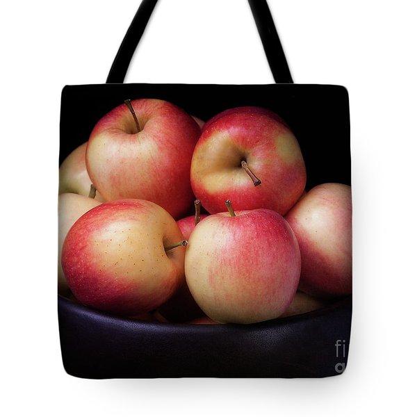Gala Apples Tote Bag